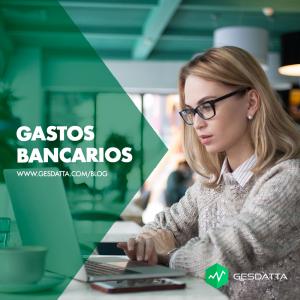Registro de Gastos Bancarios (sin IVA)